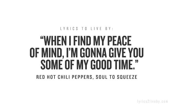 73 Best Red Hot Chili Peppers Images On Pinterest