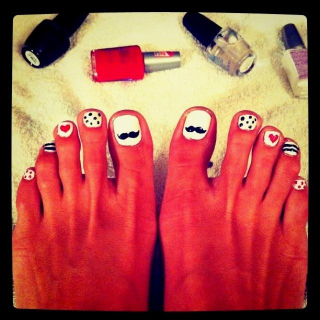 how to make toenails grow