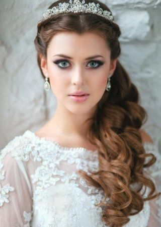 20 Bridal Hairstyles For Long Hair 2019 Choosing A Suitable Wedding