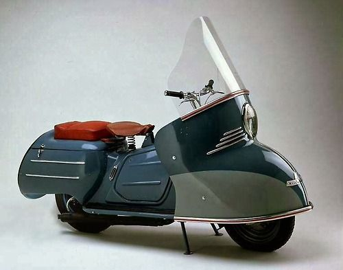 Streamline modern! I want one.