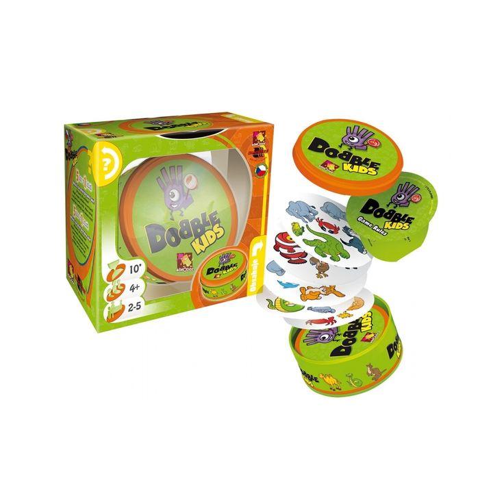 Dobble KIDS kártya és társasjáték 4 éves kortól - Asmodee