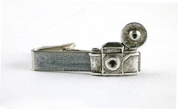 Camera Tie Bar : Best tie clips and such images on pinterest