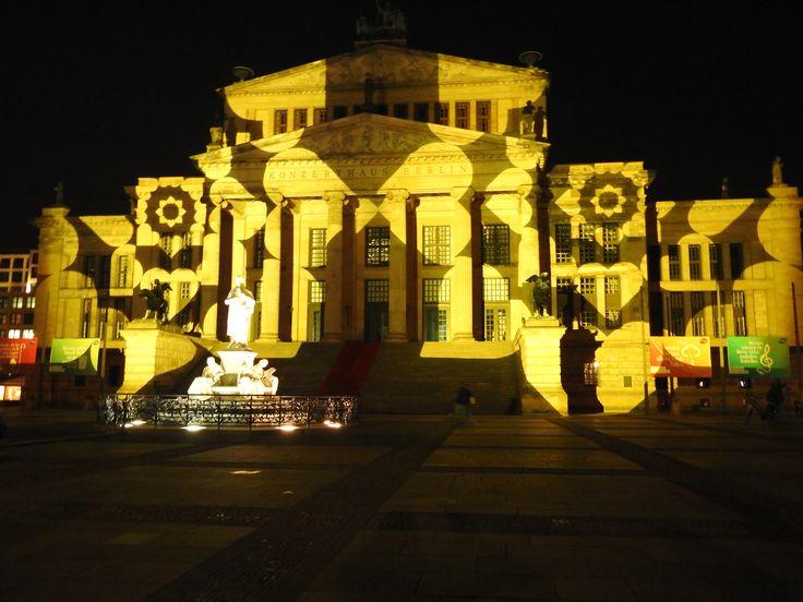 2016 Berlin leuchtet  Konzerthaus am Gendarmenmarkt