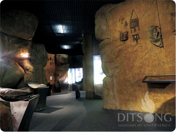 DITSONG: National Museum of Cultural History. Way of life of the San/Bushmen.