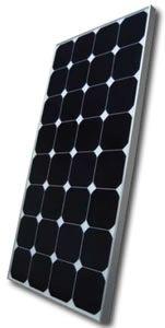 Panneau solaire Monocristallin haut rendement 12V 90W