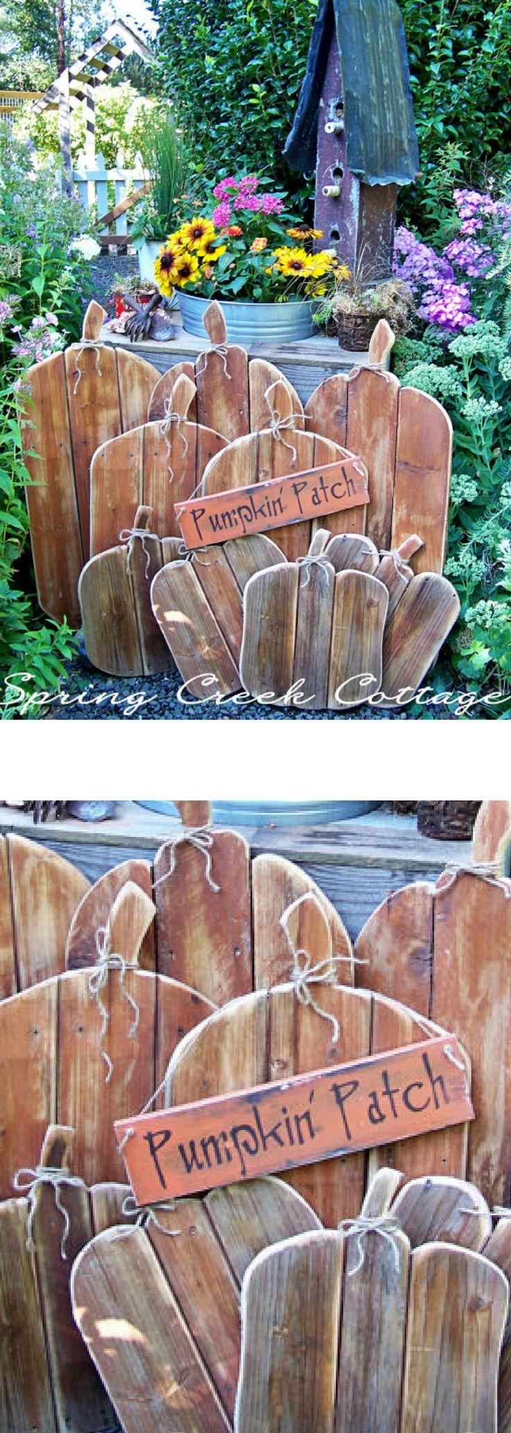 Small Wood Pumpkin, Fall Decor, Pumpkin Sign, Pumpkins, Halloween, Handpainted Wooden Pumpkins, Autumn, Harvest, Rustic Thanksgiving Decor #affiliatelink