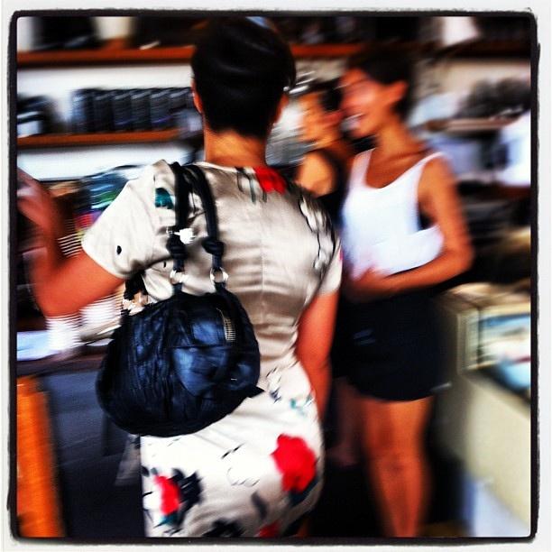 Bondi Fashion Flash #bondi #beach #summer #sydney #cafe #fashion