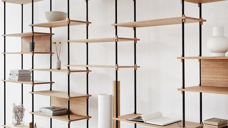 Modular Wooden Shelving Systems Shelving Shelving Systems Shelves