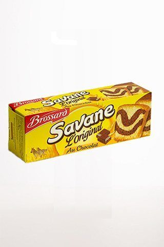 Savane by Brossard - French Chocolate Marble Cake