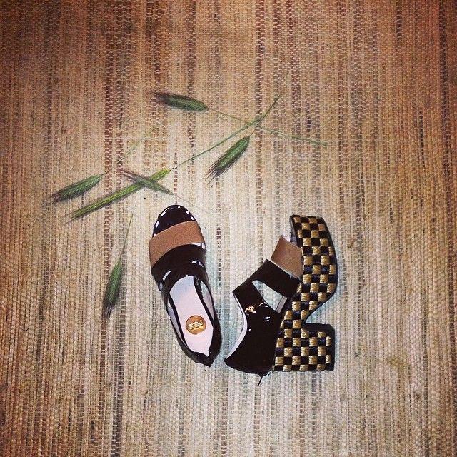 "@antonella_bou says:  ""Life is too short for serious"" Ole!!! Vive la vida con @ras_shoes"