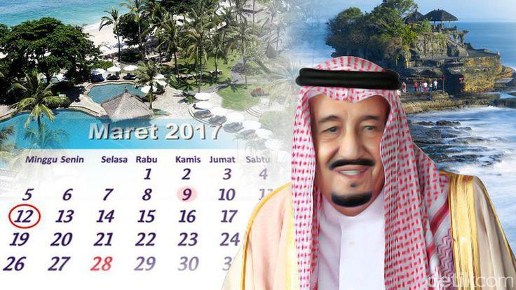 Liburan Raja Salman Diperpanjang, Hotel di Bali Raup Untung Berlipat