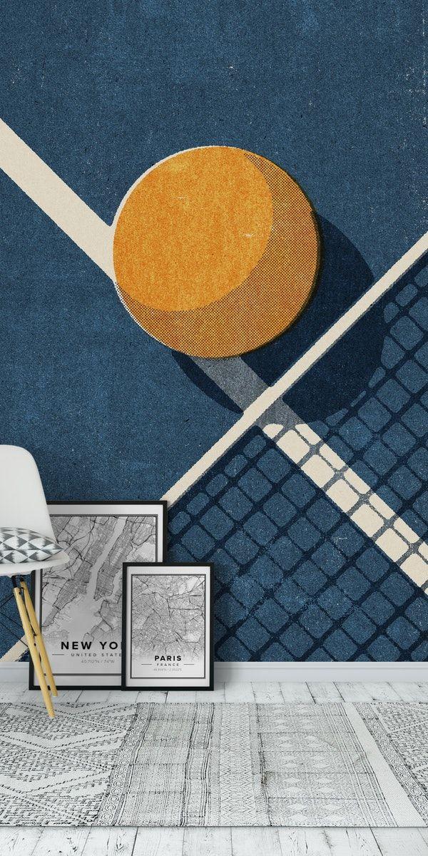 Balls Table Tennis Wallpaper Tennis Wallpaper Table Tennis Wall Murals