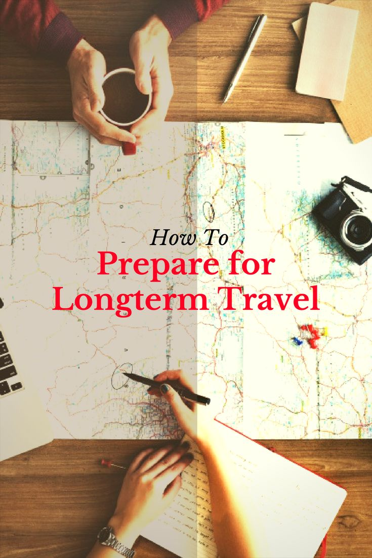 How to Prepare for Longterm Travel: Everything you should do before setting off on longterm travel. From signing up for Paypal to getting immunizations. A MUST read before you go!