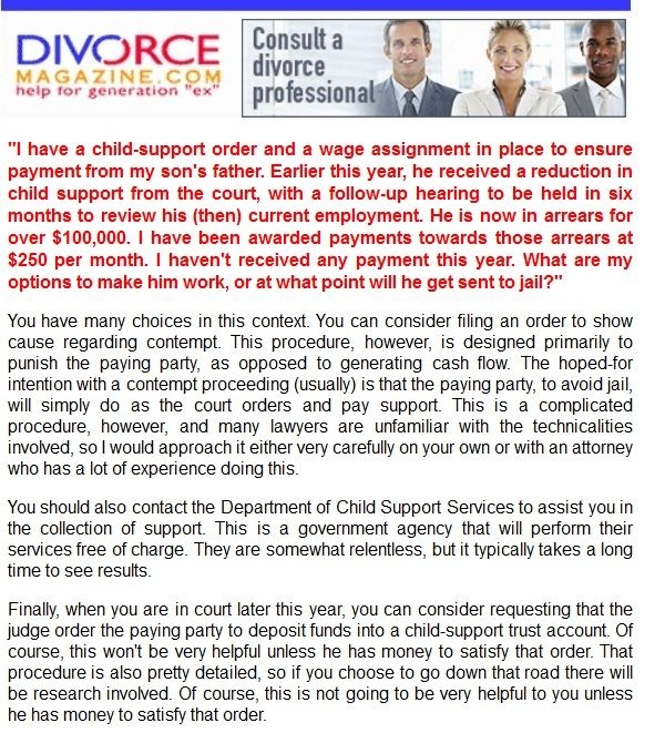 219 best divorce magazine images on pinterest magazine divorce you have many choices in this context you can consider filing an order to show solutioingenieria Images