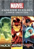 Marvel Animated Features 3-Movie Collection [2 Discs] [DVD], 16384347