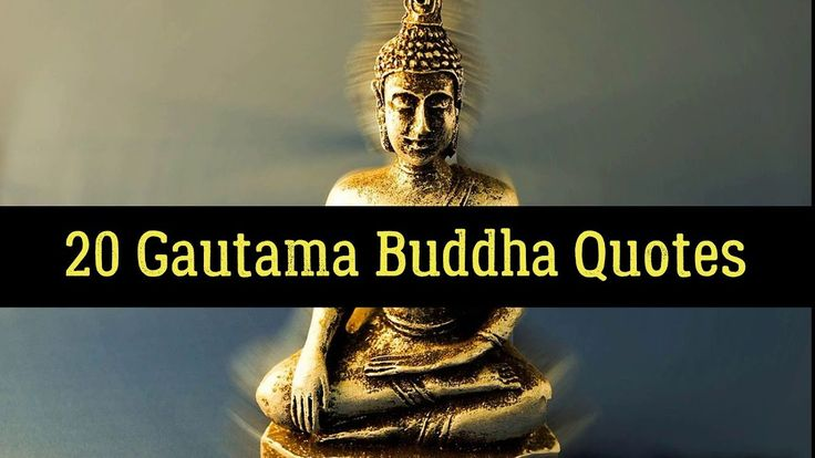 20 Gautama Buddha Quotes On Life, Love, Death, And Happiness