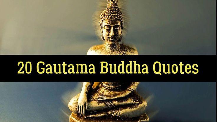 20 Gautama Buddha Quotes On Life, Love, Death, And Happiness
