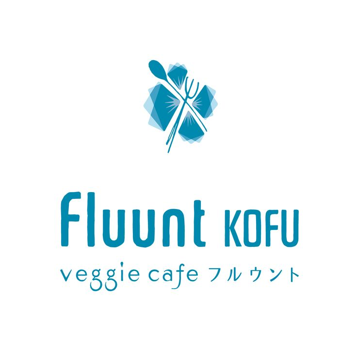Logo design for veggie cafe Fluunt. ( http://www.fluunt.net ) Locaed in Kofu Yamanashi Japan, where is surrounded on all four sides by mountains including Mt. Fuji and rivers flow into from the mountains. Design by Massa AquaFlow #logo #fluunt #logomark #logotype #logolove #veggie #veggiecafe #vegetariancafe #veggielover #veggiestyle #vegan #veganlove #veganlife #vegancafe #veganrestaurant #veggieburger #handdrawnlogo #handdrawntype #logomark #logotype #shoplogo #cafelogo