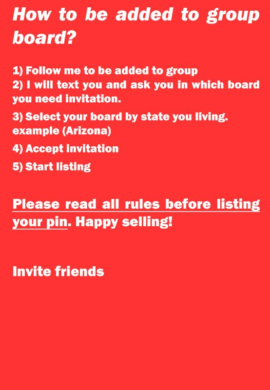 How to be added to group?