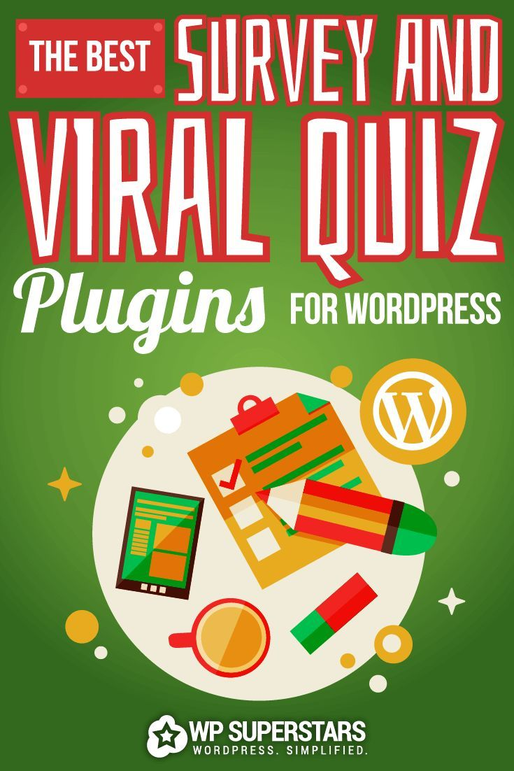 7 Awesome Survey & Viral Quiz Plugins For WordPress