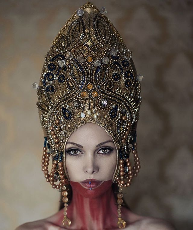 my headpiece by fototeam @hellwoman93 & @kiali_kacperl
