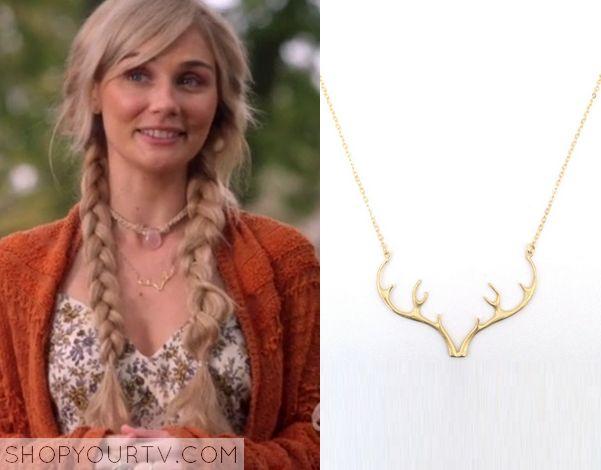Clare Bowen Fashion Designer