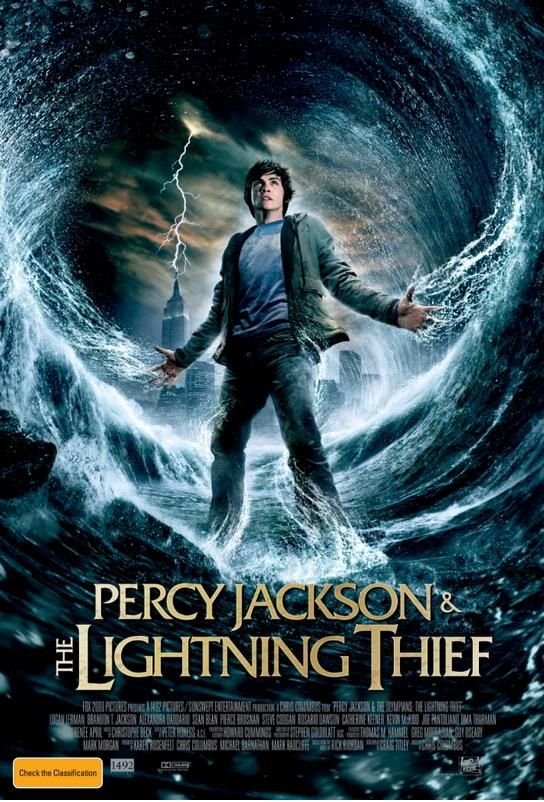 Movie Challenge Day 15: Least Favorite Book to Movie adaptation. I haven't seen the Percy Jackson movies, but I refuse to since I've heard they are nothing like the books. They're teenagers?!?!?!? SERIOUSLY???