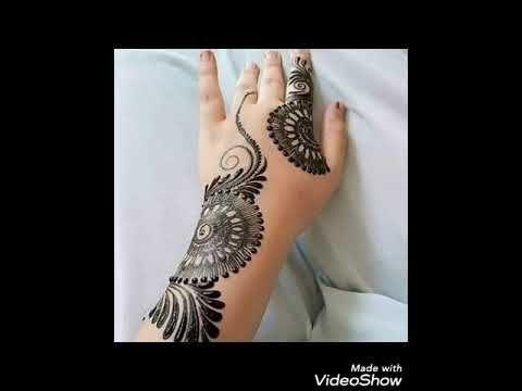 نقش حنة سوداني نقوش حنة سودانية Youtube In 2021 Henna Hand Tattoo Henna Designs Tribal Tattoos