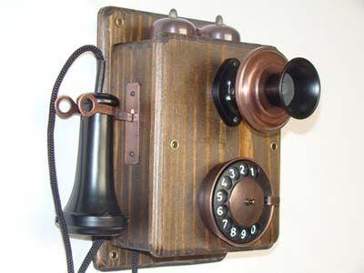 8 telefones antigos mais interessantes