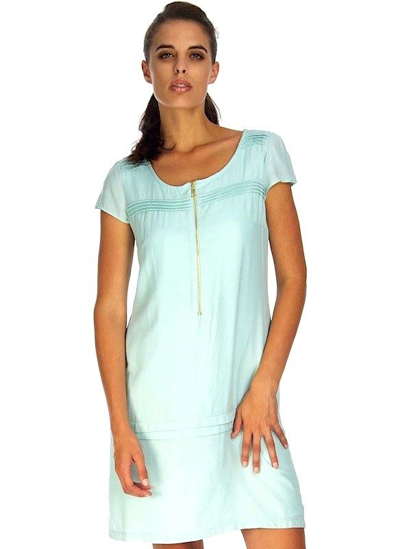 MARIAH MINT DRESS