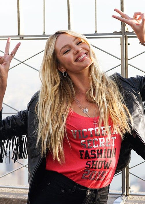 Inside Candice Swanepoel's Health and Beauty Routine » BEAUTY/crew