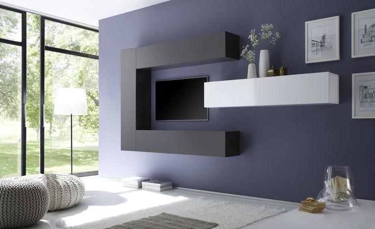 Έπιπλα Σπιτιού - Σύνθεση Τοίχου Linea Color 15