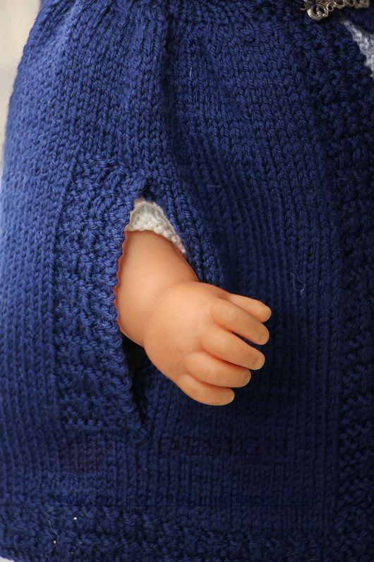 Puppenmode stricken - Fashion-Klassiker für den Herbst