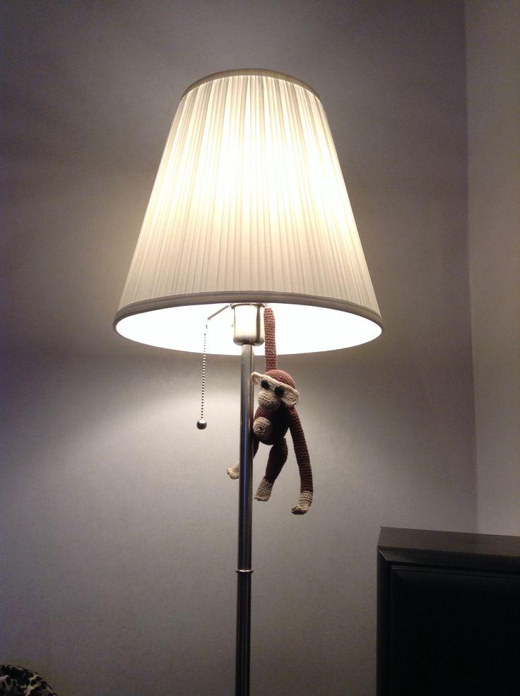Crochet monkey Kaj Bojesen inspo virka apa diy just for fun