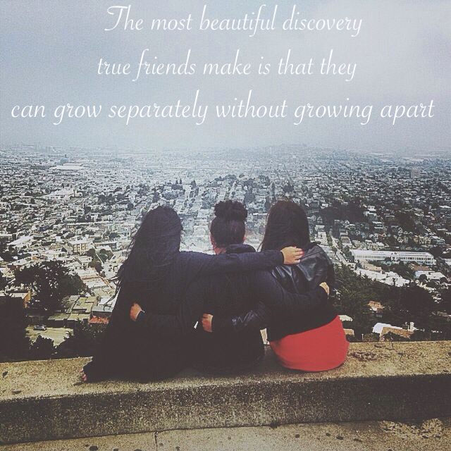 Best friends #quotes #sanfran #cali #true friends make is that they #true #friends #together #forever #repin