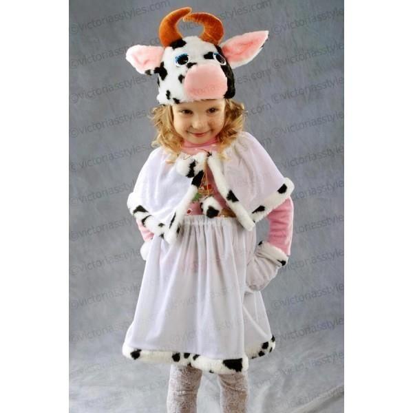 Детские костюмы коровы