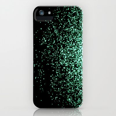 infinity in mint green iPhone Case  (society6)