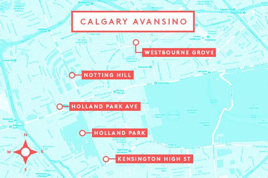 """West London Walk  Calgary Avansino, wellness expert and contributing editor at British Vogue  """"I've lived in London for 13 years and still one of my favourite things about this amazing city is how easy it is to walk from one neighbourhood to another and enjoy all that it offers up close and personal. I have two young daughters, so our walks are always geared towards family-friendly fun, but they are old enough ..."""