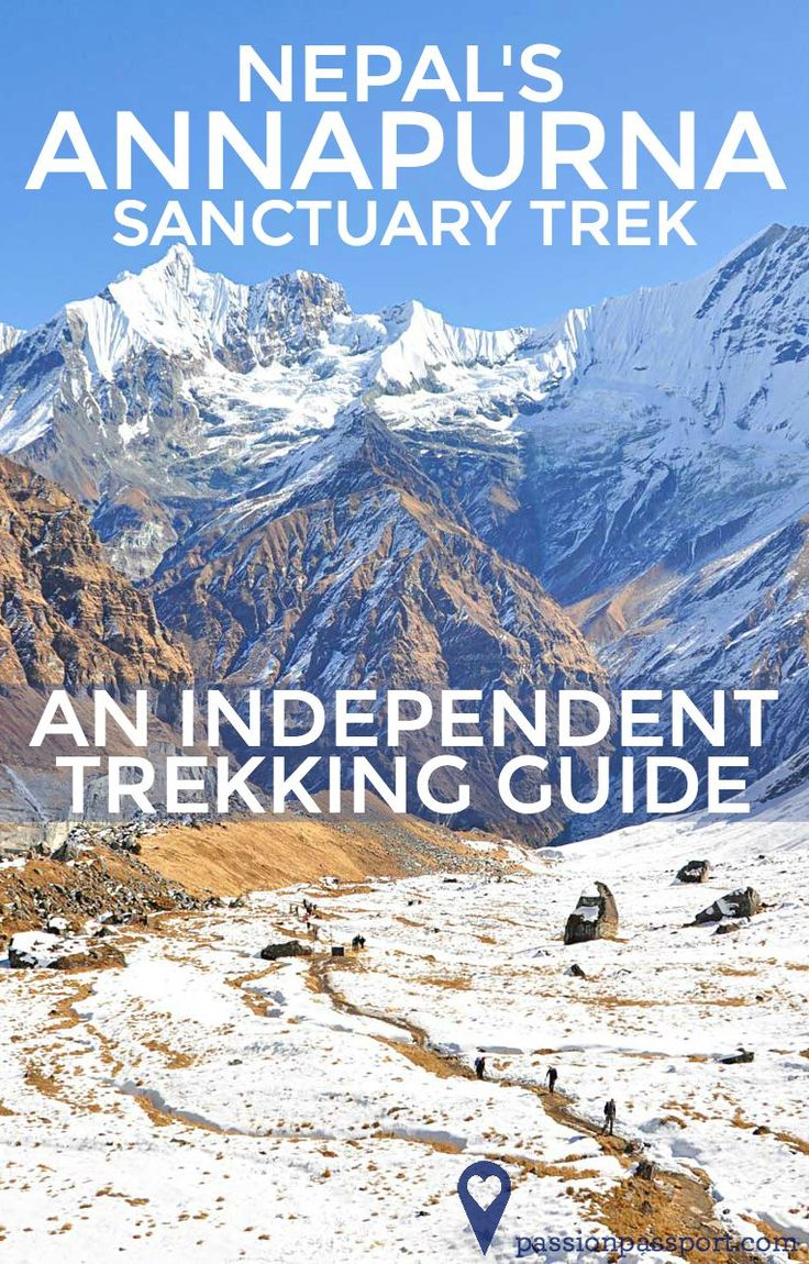 With enough research and planning, you can absolutely trek in the Himalayas independently – and on a budget.  Here's what you need to know before embarking on the 10-day Annapurna Sanctuary Trek.