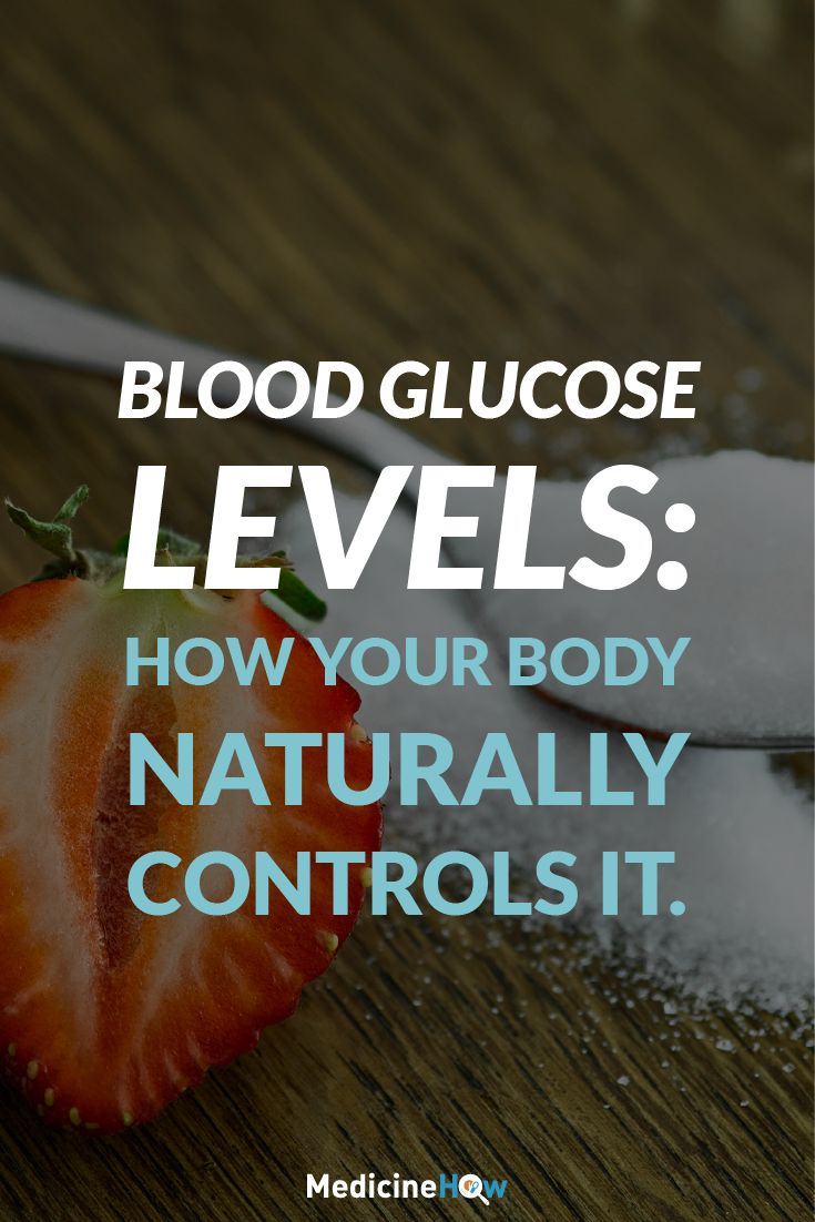 How Can I Lower My Glucose Levels Naturally