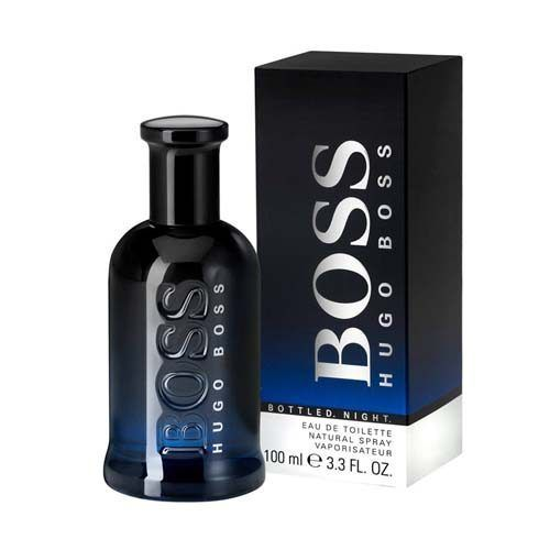 Perfume Boss Bottled Night De Hugo Boss Para Hombre 100 Ml ...