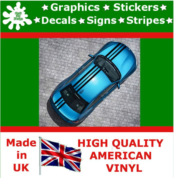 9  Sport Racing Stripes Stickers Decal Art Car Auto Rally Graphics Sign  JDM  P2_9