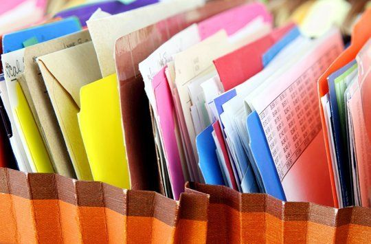 Drowning in Paper? What to Keep, What to Toss, What to Digitize — Apartment Therapy's Home Remedies