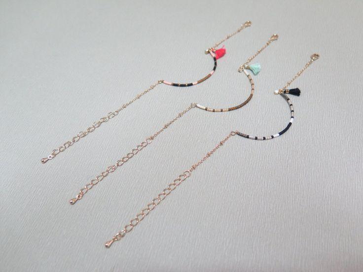 Minimalist Bracelet by thinlight on Etsy