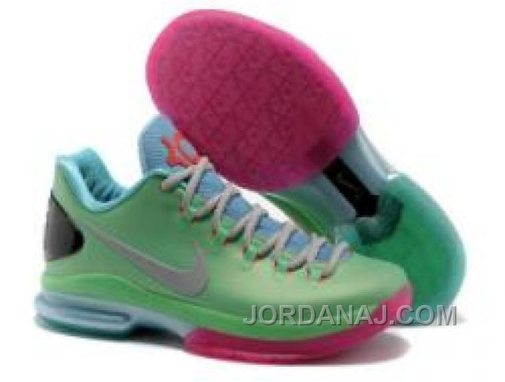 buy nike mens basketball shoes kd 5 green blue mint pink cheap to buy from reliable nike mens basket