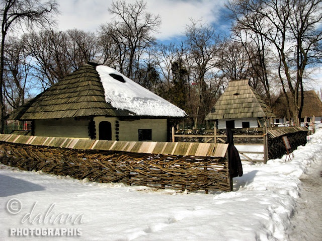 Village Museum, Bucharest, Romania - you feel like you move 300 years into the past