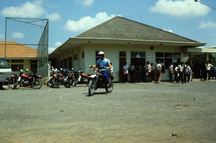 Getting a bike license in 1982
