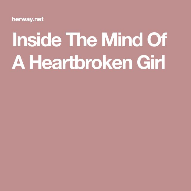 Best 25+ Heartbroken girl ideas on Pinterest | Sad girl quotes ...
