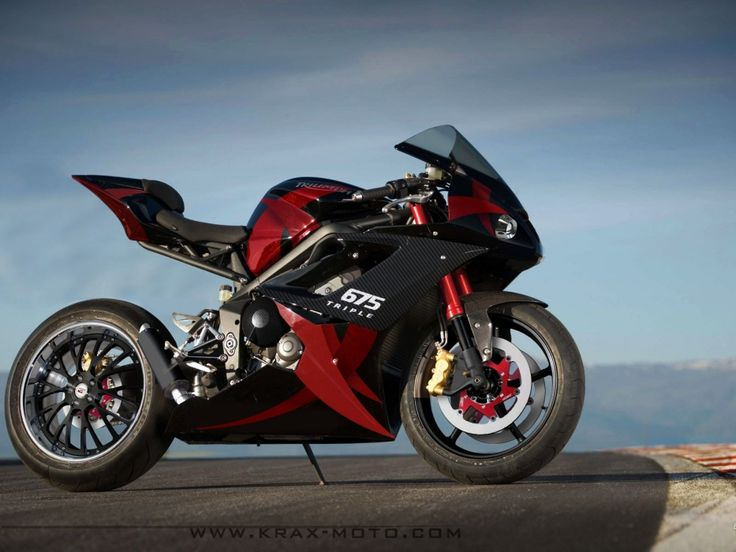 custom motorcycle concept