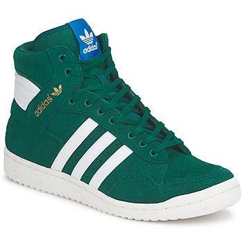 Coole adidas pro conference hi Hoge sneakers (Wit) Hoge sneakers voor Heren van het merk adidas . Uitgevoerd in wit.